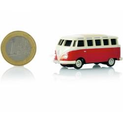 CARSON 1:87 VW T1 Samba Bus...
