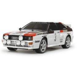 TAMIYA 1:10 RC Audi Quattro...